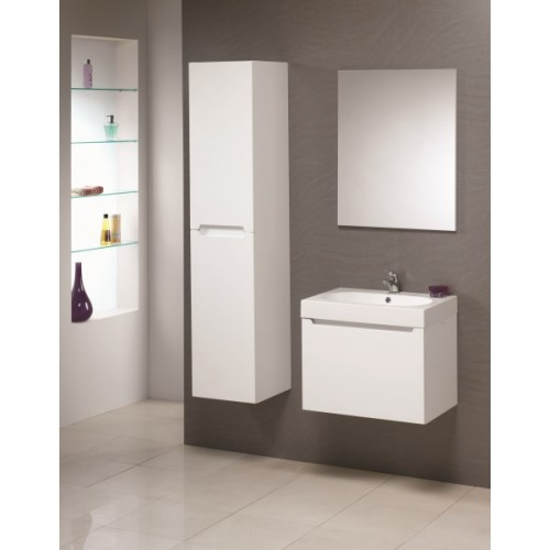 Radius tall unit white gloss for White gloss tall kitchen units